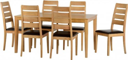 Aden 6 Seat Dining Set